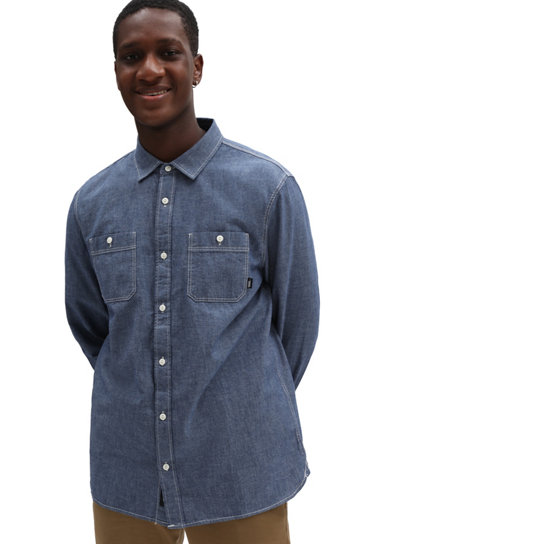 Carlow Long Sleeve Shirt | Vans