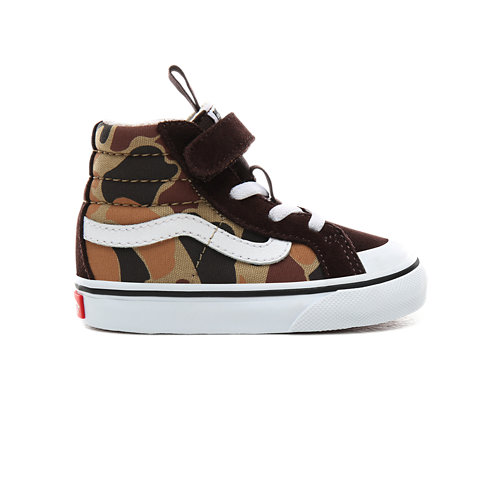 Toddler+Vintage+Camo+Sk8-Hi+Reissue+138+V+Shoes+%281-4+years%29