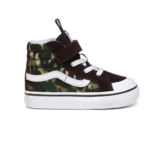 Toddler Animal Camo Sk8-Hi Reissue 138 V Shoes (1-4 years) | Vans
