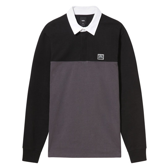 Hi-Point ColorBlock Rugby Shirt | Vans