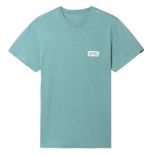 Scratched Vans T Shirt