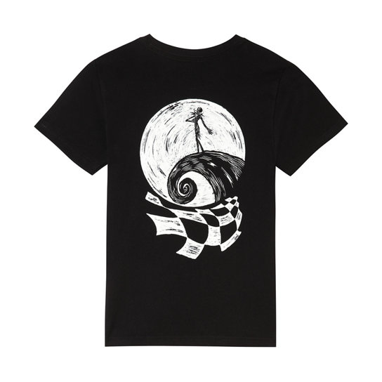 Kids Disney x Vans Sketchy Jack T-shirt (2-8 years) | Vans