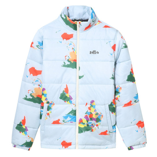 Save Our Planet x Vans Puffer Jacket | Vans
