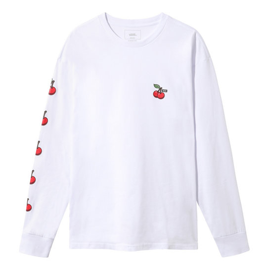 Cherries Long Sleeve T-shirt | Vans