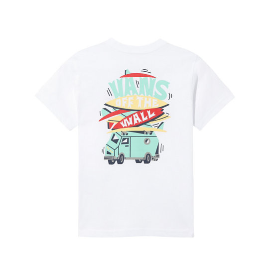 T-shirt Bambino Boarded Up (2-8 anni) | Vans