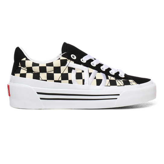 Checkerboard Sid NI Shoes | Vans