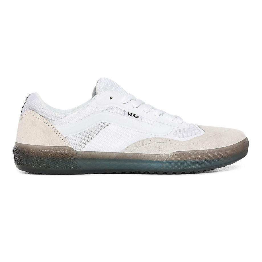 Sneaker Vans VANS Zapatillas Ave Pro (white/smoke) Mujer Blanco