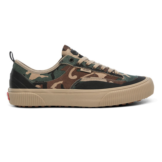 Nomad Camo Destruct SF Shoes | Vans