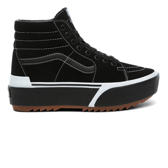 Suede SK8-Hi Stacked Shoes