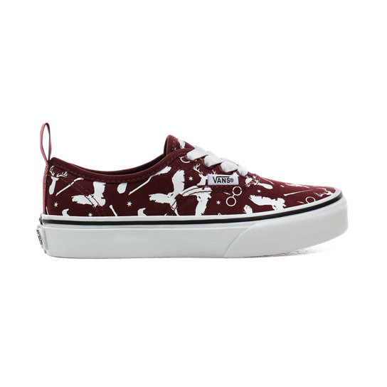 Zapatillas Icons Authentic Elastic Lace de niños de Vans x HARRY POTTER™ (4-8 años) | Vans