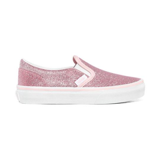 vans rosa glitter