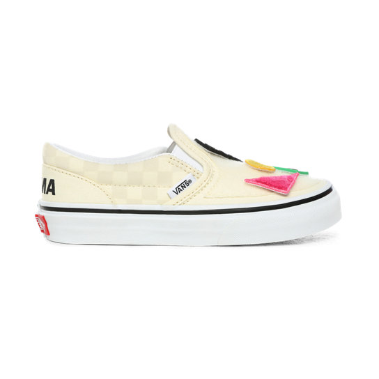 Kids Vans MoMA Classic Slip-On Shoes (4-8 years) | Vans