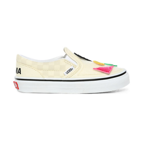 Chaussures+Junior+Classic+Slip-On+Vans+MoMA+%284-8+ans%29