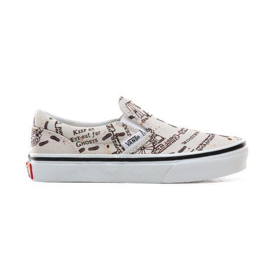 Chaussures Junior Vans x HARRY POTTER™ Carte du maraudeur Slip-On (4-8 Ans) | Vans