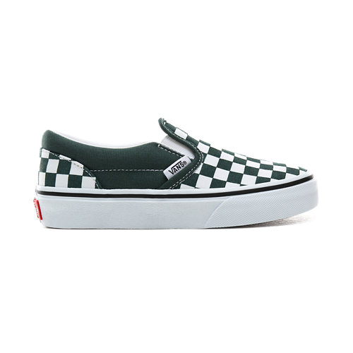 Kids+Checkerboard+Classic+Slip-On+Shoes+%285%2B+years%29