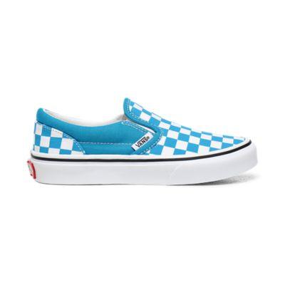 Scarpe Bambino Checkerboard Classic Slip On (4 8 anni)