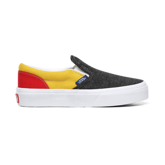 Kids Vans Coastal Classic Slip-On Shoes (4-8 years) | Vans