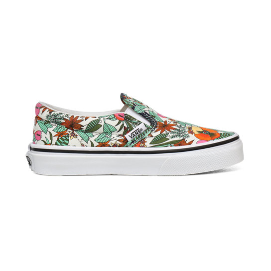 Kids Multi Tropic Classic Slip-On Shoes (4-8 years) | Vans