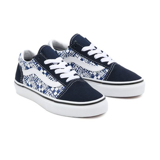 Scarpe Bambino Off The Wall Old Skool (4-8 anni) | Vans