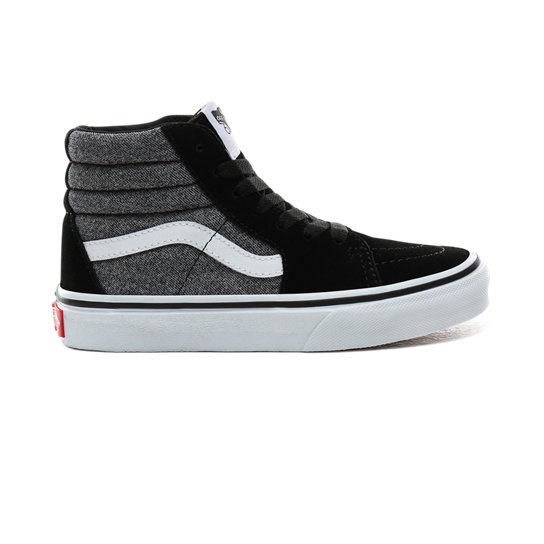 Vans BMX Checkered Side Stripe Crew Sweater voor kinderen (8-14+ jaar) | Vans