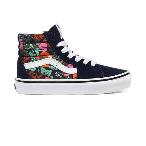 Kids+Multi+Tropic+Sk8-Hi+Shoes+%284-8+years%29