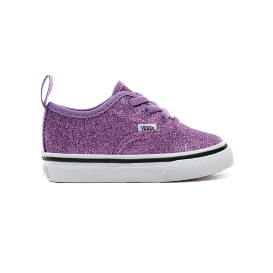 Toddler Glitter Authentic Elastic Lace Shoes (1-4 years) | Vans