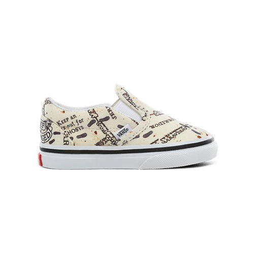 T%C3%A9nis+slip-on+Vans+x+HARRY+POTTER%E2%84%A2+Marauders+Map+para+beb%C3%A9+%281-4+anos%29