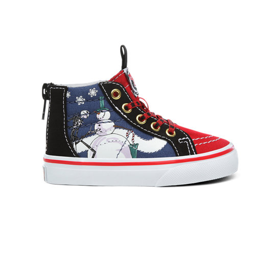 Toddler Vans x Disney Sk8-Hi Zip Shoes (1-4 years) | Vans