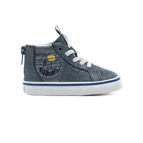 Toddler+Vans+x+HARRY+POTTER%E2%84%A2+Hogwarts+Sk8-Hi+Zip+Shoes+%281-4+years%29