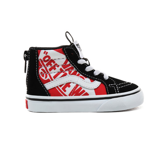 Toddler OTW Quarter Sk8-Hi Zip Shoes (1-4 years) | Vans