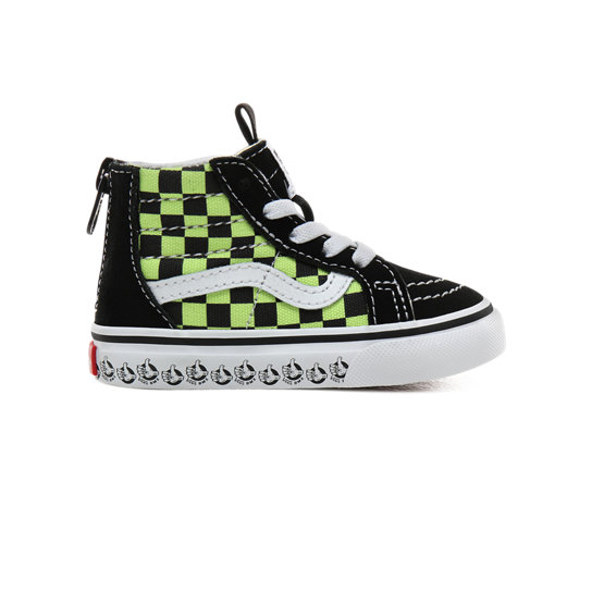 Toddler Vans BMX Sk8-Hi Zip Shoes (1-4 years) | Vans