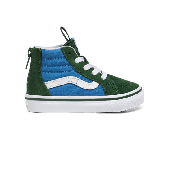 Toddler 2-Tone Sk8-Hi Zip Shoes (1-4 years) | Vans