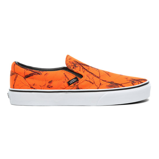 Realtree Xtra® x Vans Classic Slip On Shoes