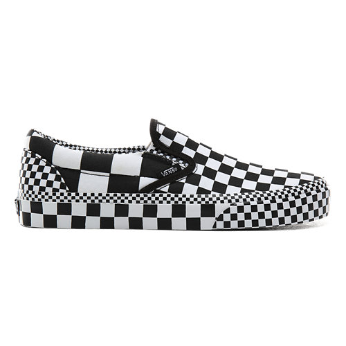 All+Over+Checkerboard+Classic+Slip-On+Shoes