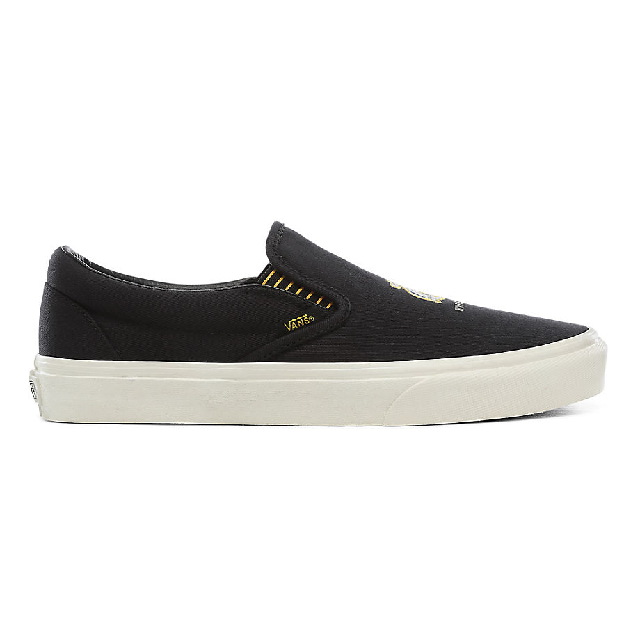 VANS Chaussures Vans X Harry Potter™ Hufflepuff Slip-on ((harry Potter) Hufflepuff/black) Femme Noir