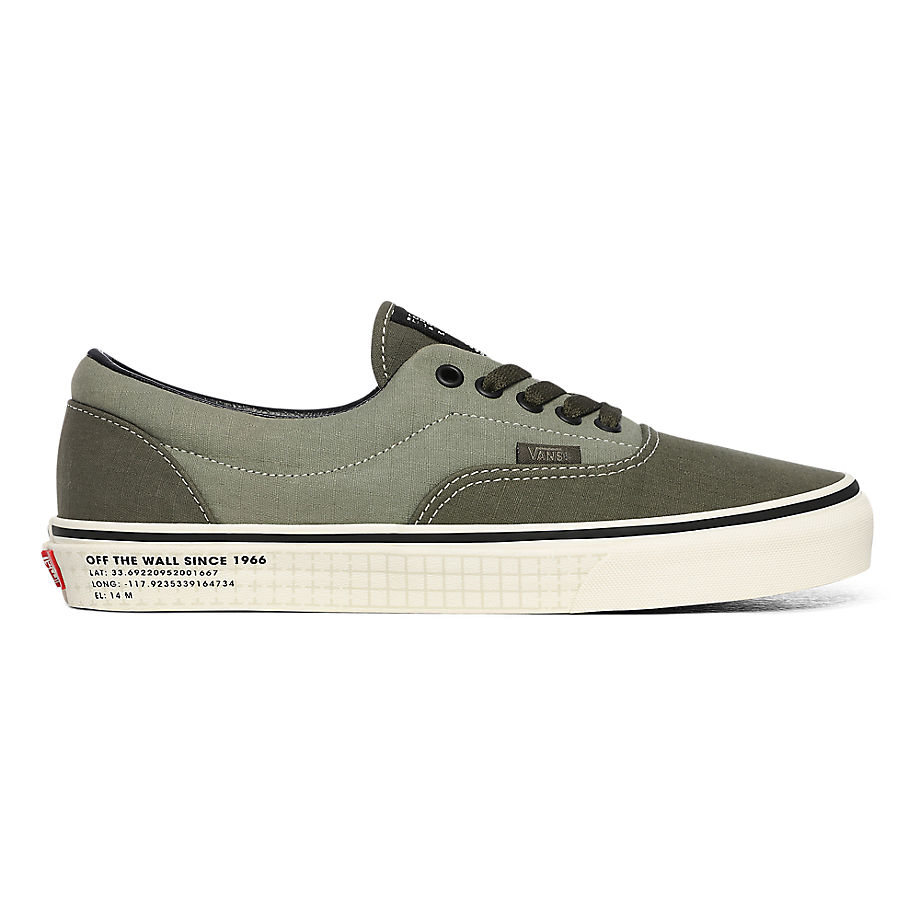 Chaussures 66 Supply Era ((66 Supply) Vetiver/grape Leaf) , Taille 34.5 - Vans - Modalova