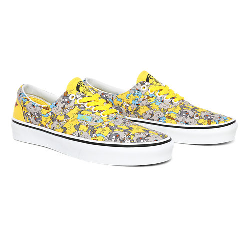 Chaussures+Itchy+%26+Scratchy+Era+The+Simpsons+x+Vans