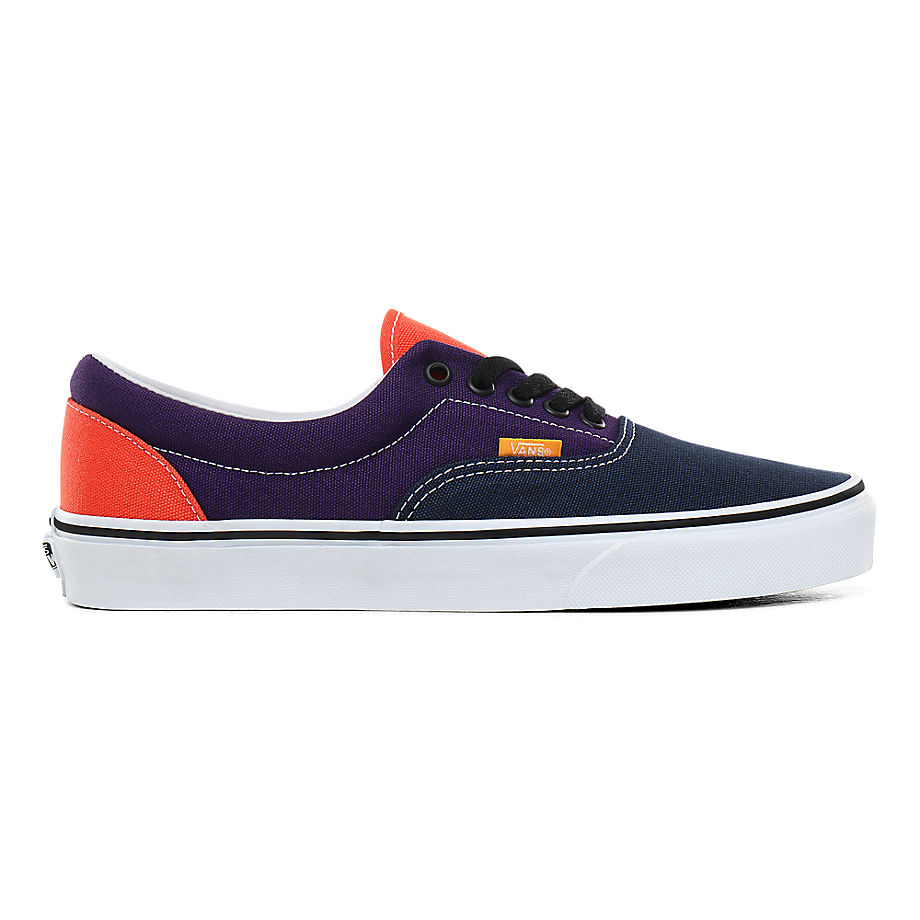 VANS Chaussures Mix & Match Era ((mix & Match) Violet Indigo/forest Night) Femme Vert, Taille 34.5