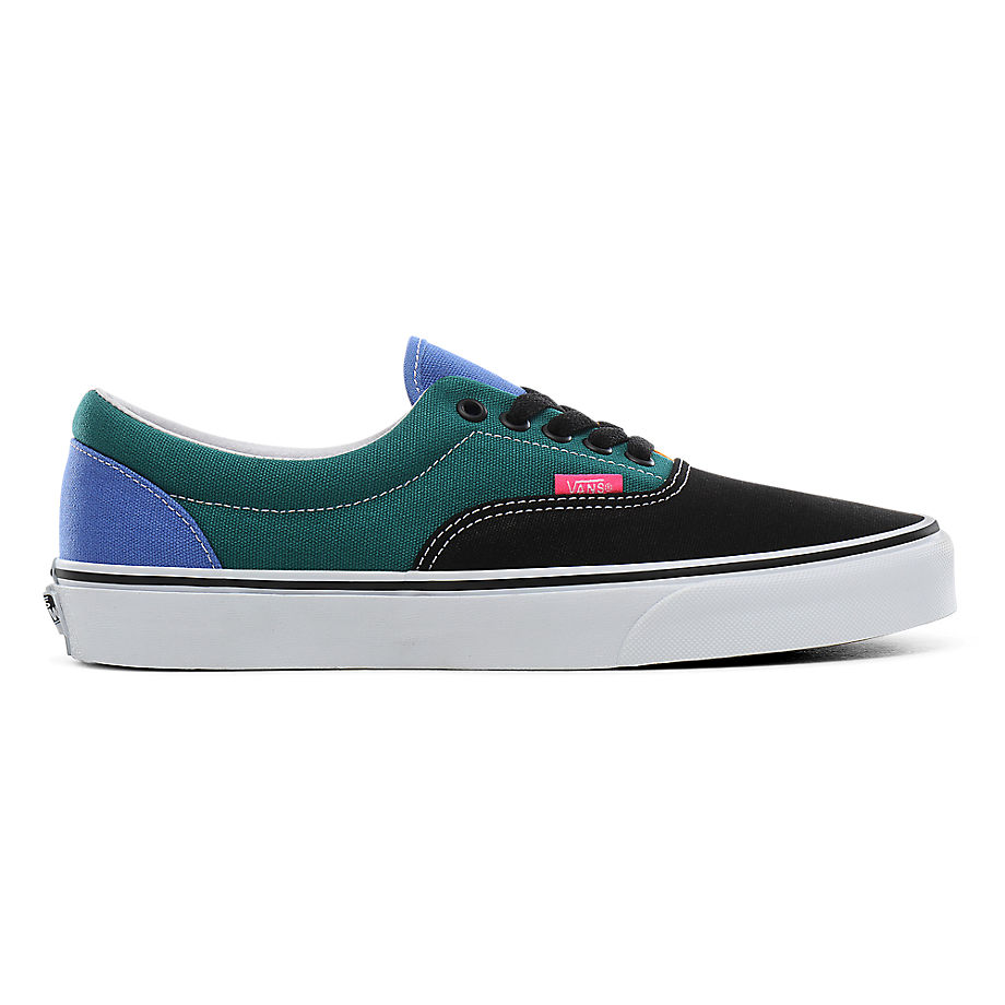 VANS Chaussures Mix & Match Era ((mix & Match) Cadmium Yellow/tidepool) Femme Multicolour, Taille 34