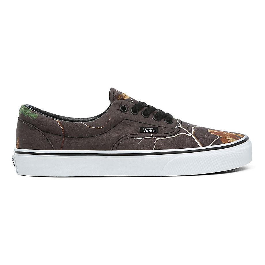 VANS Chaussures Realtree Xtra® X Vans Xtra® X Vans Era ((realtree Xtra) Meteorite) Femme Marron, Tai