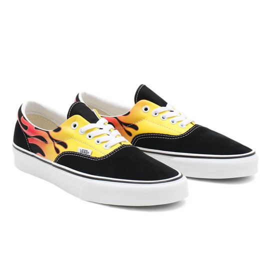 Flame Era Shoes | Vans