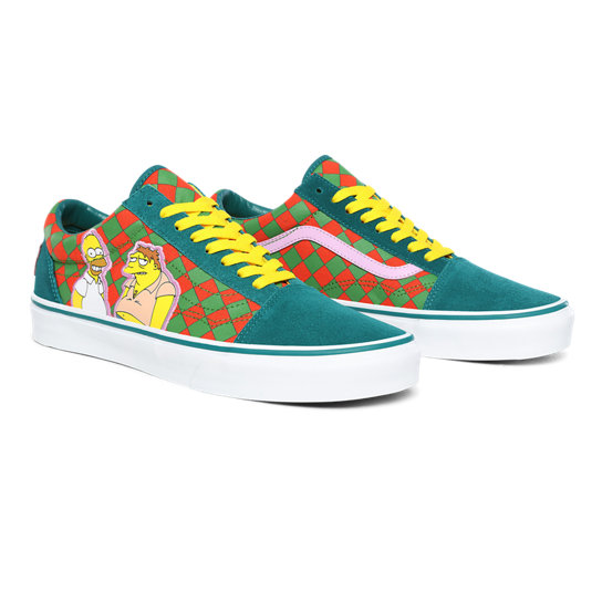 The Simpsons x Vans Moe's Old Skool Shoes | Vans