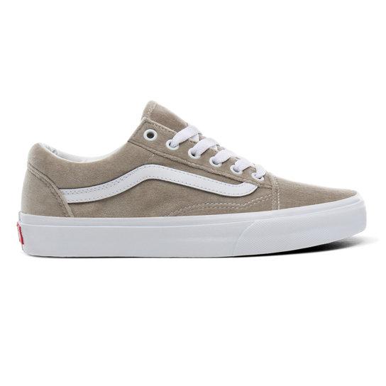 Velvet Old Skool Shoes