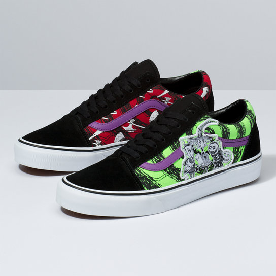 Chaussures Disney x Vans Old Skool