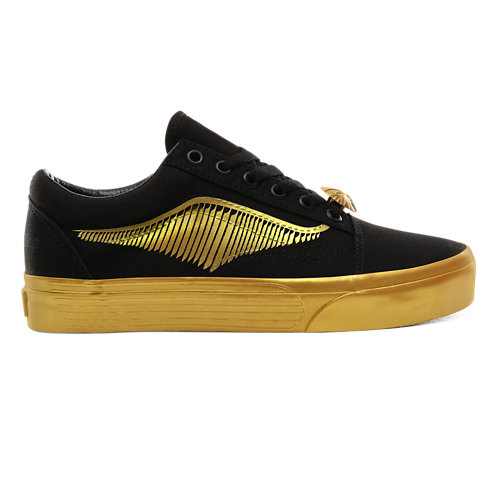 Vans+x+HARRY+POTTER%E2%84%A2+Golden+Snitch+Old+Skool+Schuhe