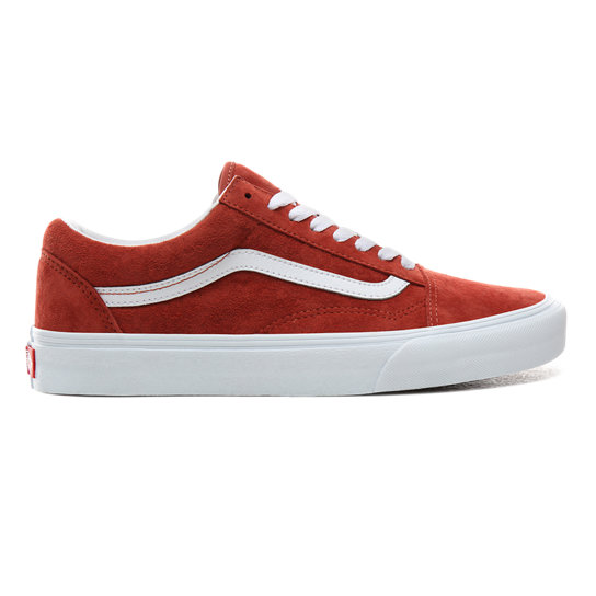 Chaussures Pig Suede Authentic | Rouge | Vans