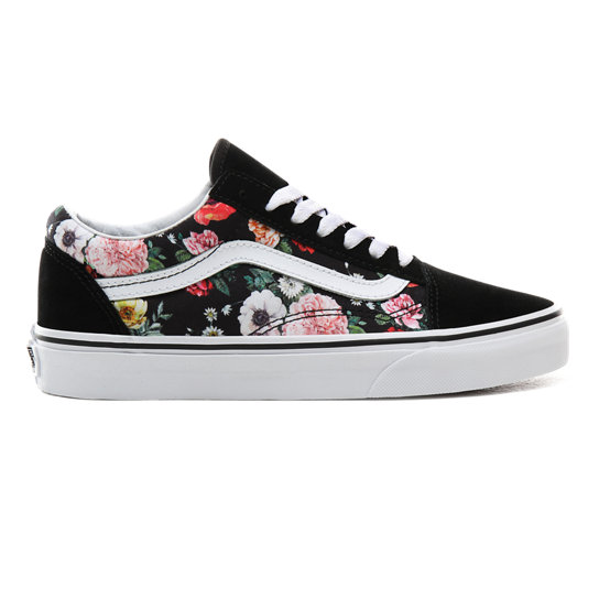 Garden Floral Old Skool Shoes | Vans