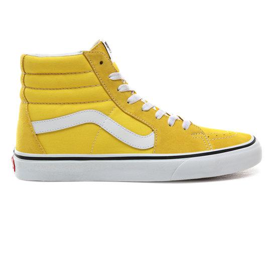 vans chaussures jaune