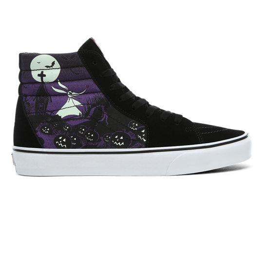 Disney Vans Sk8 Chaussures X Hi W9EDH2IY