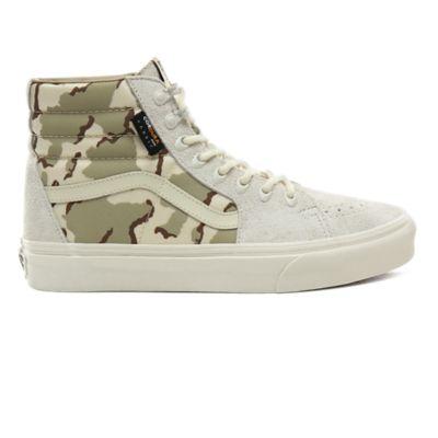 Cordura Sk8 Hi Shoes